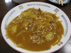 カレーを 中華で作るとこうなる?
