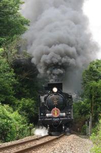 山口線蒸気機関車復活運転30周年