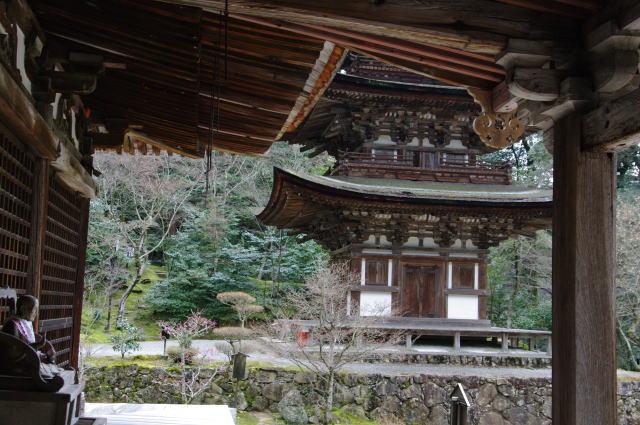 西明寺の仏像